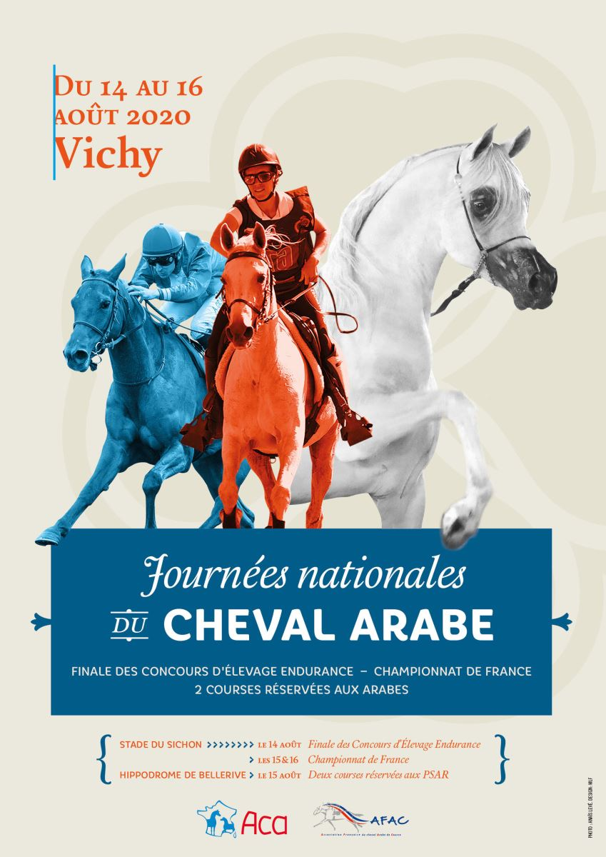 Journ�es Nationales du Cheval Arabe 2020